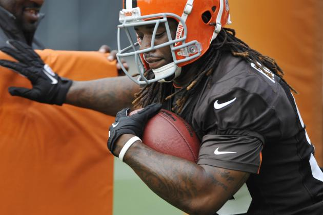 Trent Richardson: Why Richardson May Have Set His Goals Too High
