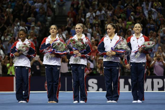 2012 Olympics: Getting to Know the USA Women's Gymnastics Team