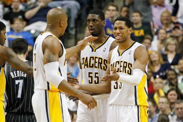 Indiana Pacers 2012-13 Schedule: Monthly Breakdown and W-L Predictions