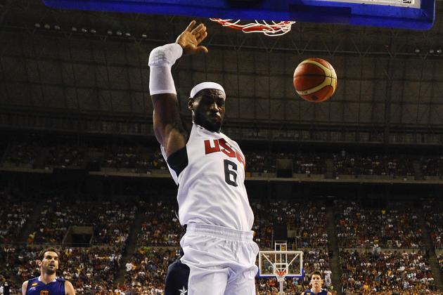 Team USA Basketball 2012: Biggest Keys to U.S. Success