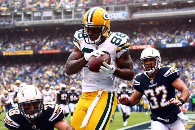 Green Bay Packers: Predicting Stat Leaders in Every Receiving Category for 2012