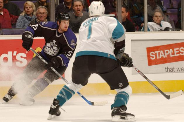 2012-13 San Jose Sharks: Predicting the Defensive Rotation