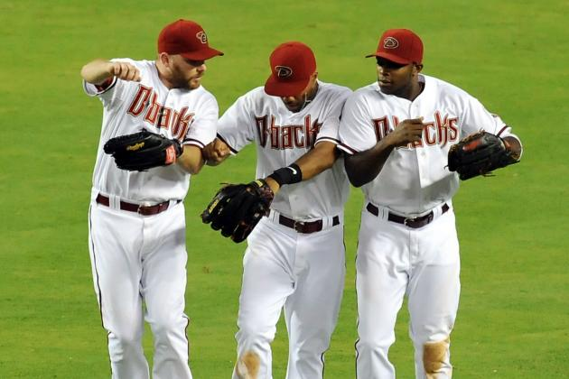 10 Advantages the Diamondbacks Have over the Dodgers, Giants