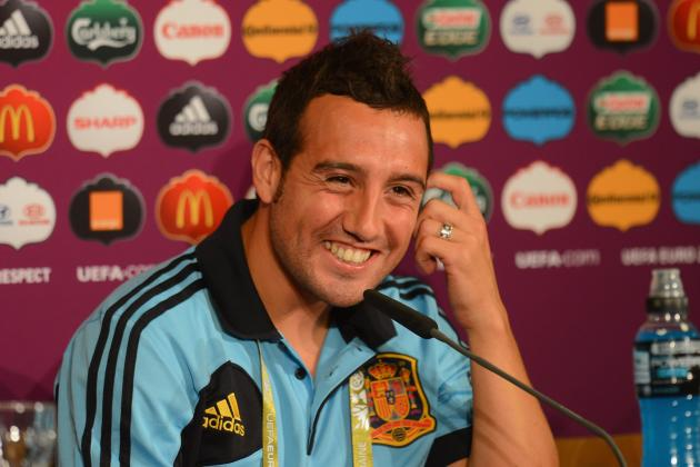 Arsenal Rumors: 5 Reasons Santi Cazorla Is the Perfect Fit