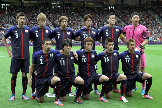 Olympics Soccer 2012: Picking a Best XI from the First Round of Men's Matches