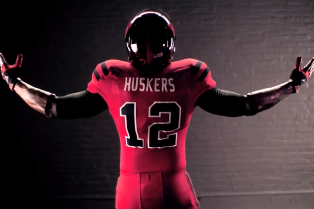 Nebraska Football: Grading Cornhuskers' New Uniforms for Wisconsin Game