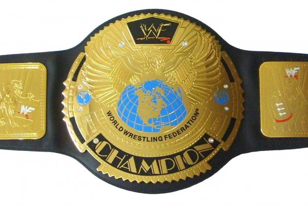 Ranking Every WWE Championship Design from the Last 20 Years