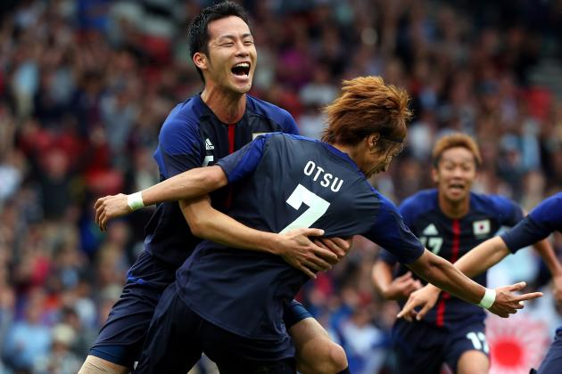 2012 Olympics: Power Ranking Men's Football Teams After First Group Matches