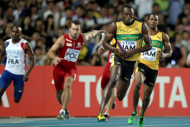 Olympic Track & Field 2012: Complete Medal Predictions for Mens Events
