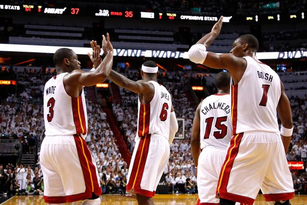 Updated Stat Predictions for Miami Heat's Top 8 Players
