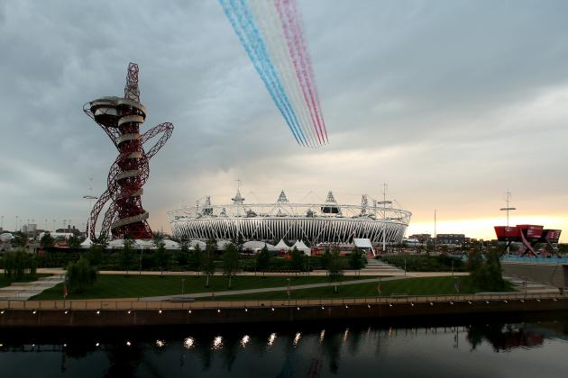 Olympic Opening Ceremony 2012: The Best Pictures of the Night