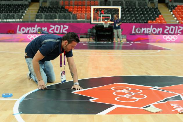 Olympics Basketball 2012: 3 Teams with Absolutely No Chance of Advancing