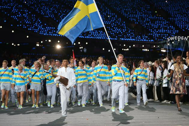 Olympic Opening Ceremony 2012: The Worst Outfits of the Night