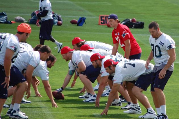 New England Patriots: Updating Patriots' Biggest Training Camp Battles to Watch