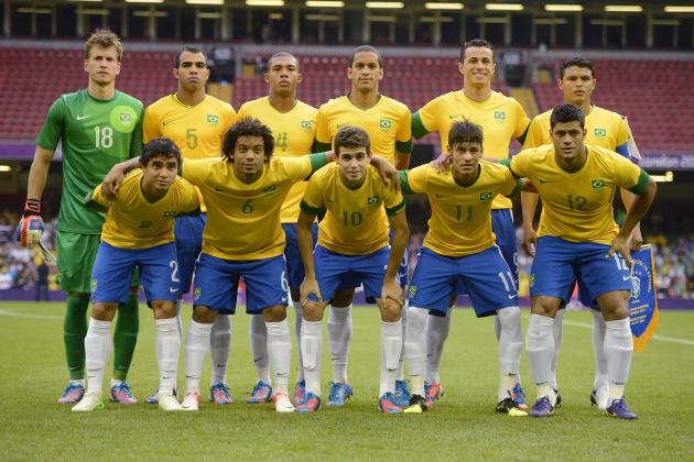 Brazil vs. Belarus: 7 Bold Predictions for Men's Olympic Match