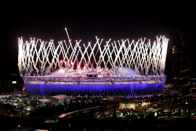 Olympic Opening Ceremony 2012: Best Moments from Last Night's Event