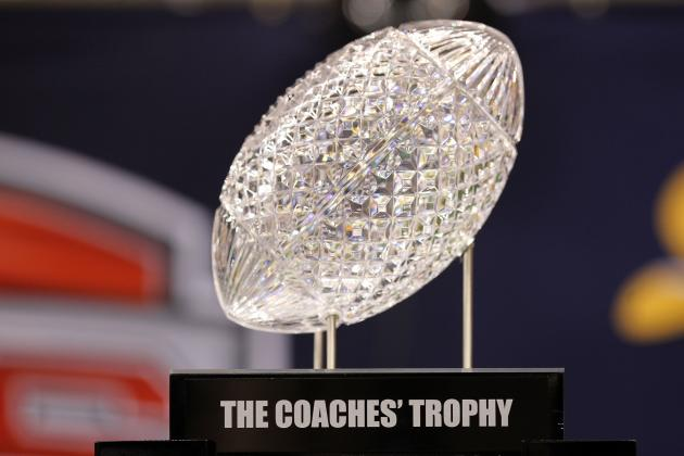 6 Possible New Names for the Old BCS Trophy
