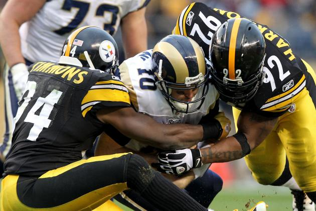 NFL: Pittsburgh Steelers Can't Afford to Lose These Players in 2012