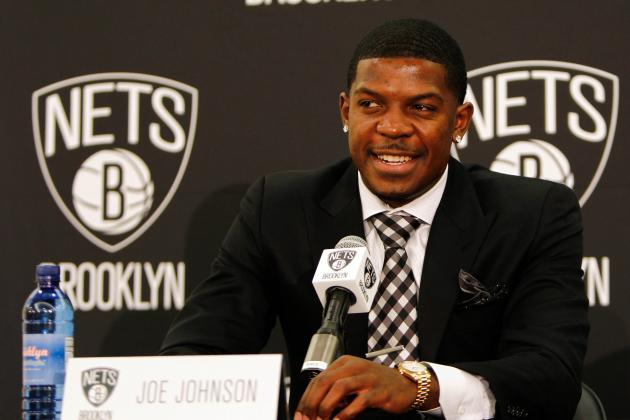 5 Reasons Joe Johnson Will Resurrect Career with Brooklyn Nets