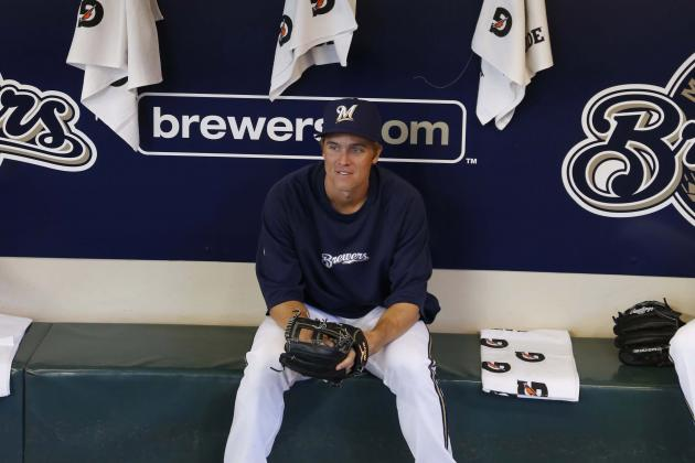 Milwaukee Brewers: Top 5 Replacements for Zack Greinke in 2012