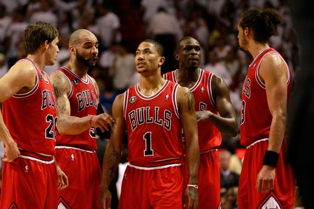 Predicting Chicago Bulls Rotation for the 2012-13 NBA Season