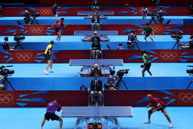 London 2012 Olympics: 9 Lesser-Known Olympic Events You Can't Afford to Miss