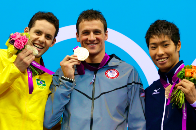 2012 Olympics: Nation Power Rankings, Day 1 Edition