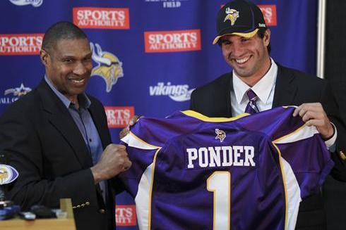 Minnesota Vikings 2012: Expectations for 2011 Draft Class
