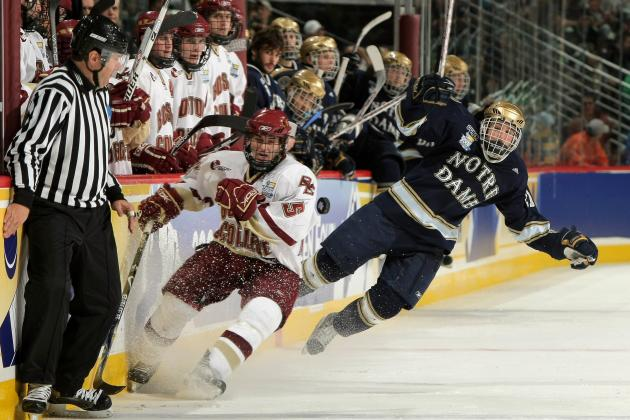 NCAA: 5 Schools That Would Make Great Additions to College Hockey