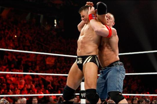 Alex Riley's Incident with John Cena and WWE's Backstage Commandments