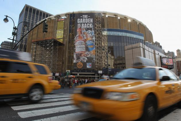New York Knicks: 7 Early-Season Home Games to Mark on Your Calendar in 2012