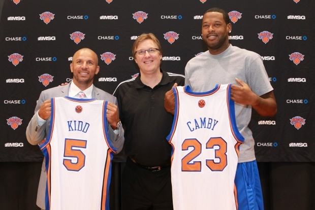 New York Knicks: 7 Reasons Veteran Squad Could Actually Win It All