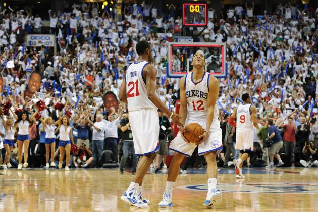 Philadelphia 76ers 2012-13 Schedule: Monthly Breakdown and W-L Predictions