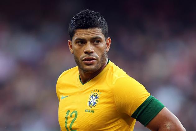Hulk: 6 Biggest Strengths of the Brazil Striker's Game