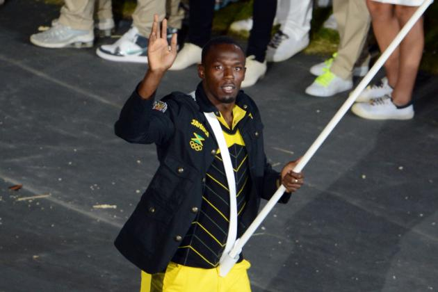 Olympic Track & Field 2012: Greatest Challengers to Usain Bolt