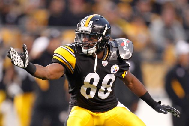 Pittsburgh Steelers: Setting the Starting Odds for Every Position Undecided