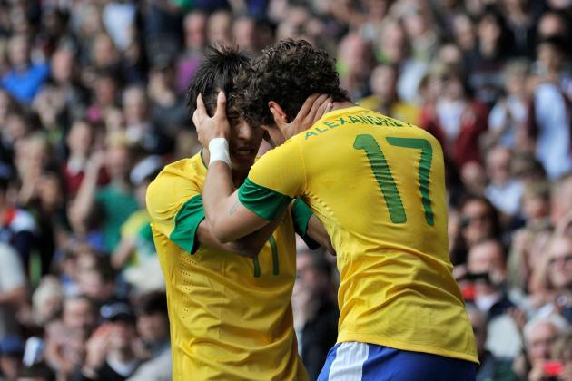 Olympic Soccer: 5 Things We Learned from Brazil vs. Belarus