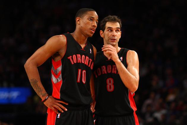 Toronto Raptors 2012-13 Schedule: Monthly Breakdown and W-L Predictions