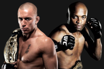 Anderson Silva vs GSP and 20 Superfights We Wish We Could Have Seen