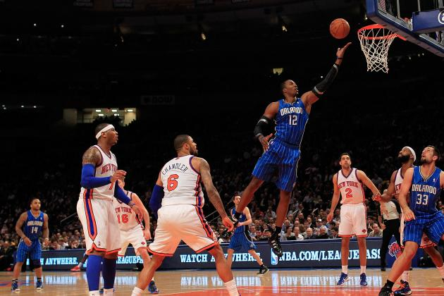 Orlando Magic  2012-13 Schedule:  Monthly Breakdown and W-L Predictions