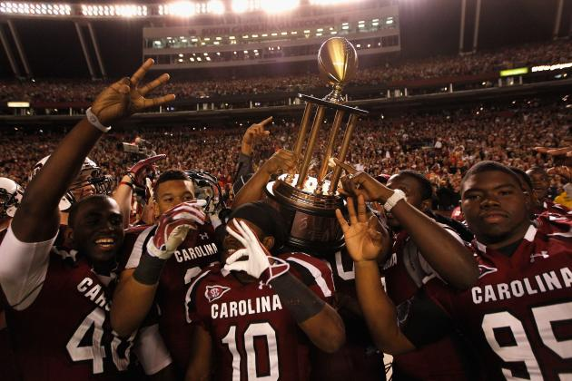 Gamecocks Football: The Swing Games That Will Determine Success in 2012