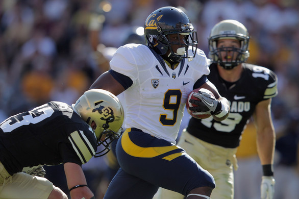 Cal Football: Why CJ Anderson Will Be Golden Bears' Star in 2012