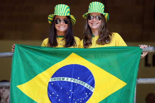 London 2012: 10 Bold Predictions for Great Britain vs. Brazil
