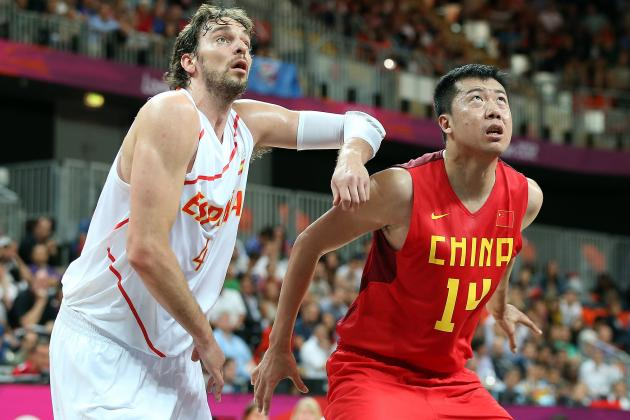 USA Basketball 2012: 5 Foreign Players Who Will Give the Americans Trouble