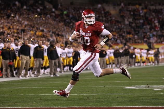 Oklahoma Football: Who Will Replace This Year's Starters?