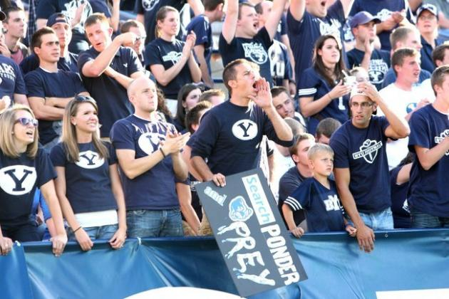 BYU Football: 5 Things to See and Do on Game Day as a Fan