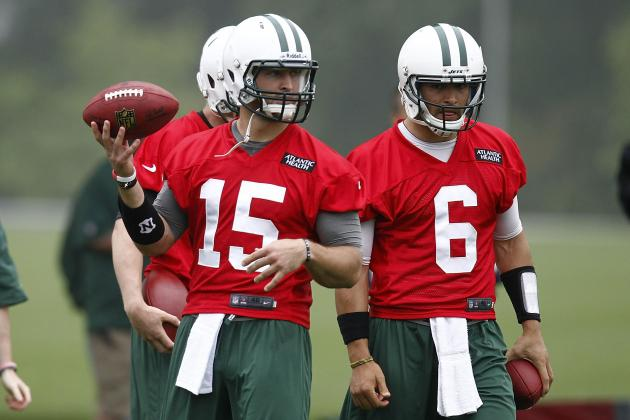 NFL Football: 5 Quarterbacks with the Most to Prove in 2012