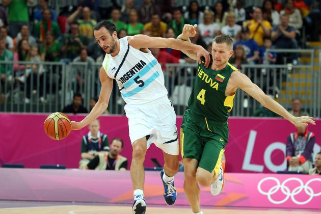 Argentina Olympic Basketball Team: 4 Players to Watch in 2012 Games