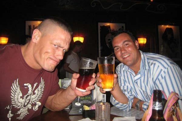 8 WWE Superstars We'd Want to Have a Drink With