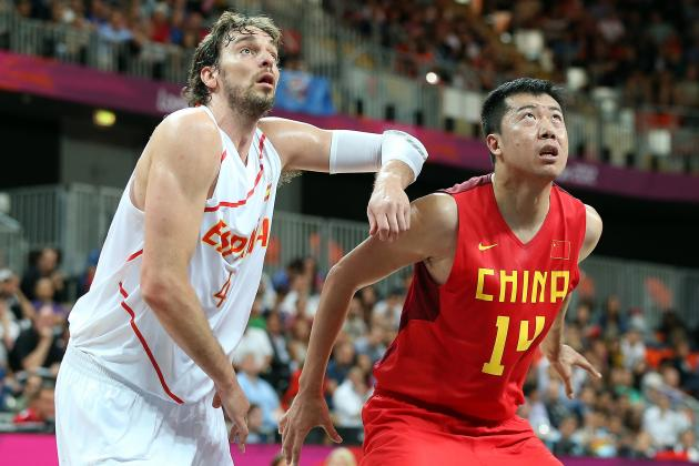 Olympic Basketball 2012: Spain and Biggest Threats to US Men's Gold